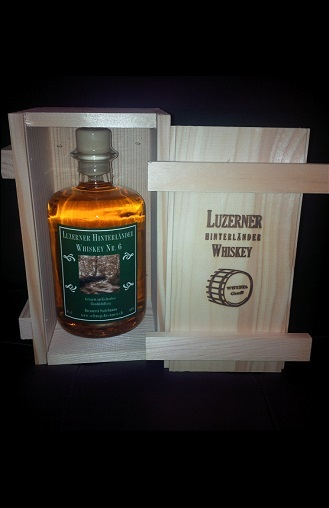 Luzerner Hinterländer Single Malt Whiskey Nr. 6