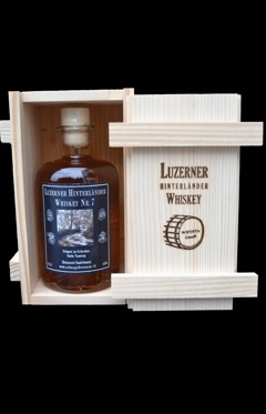 Luzerner Hinterländer Single Malt Whiskey Nr. 7
